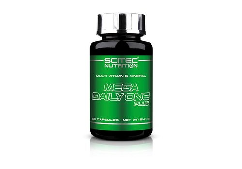 Scitec Nutrition Scitec Nutrition mega daily one plus