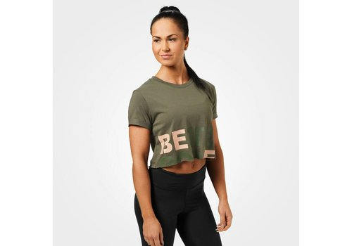 Better Bodies Better Bodies astoria cropped tee