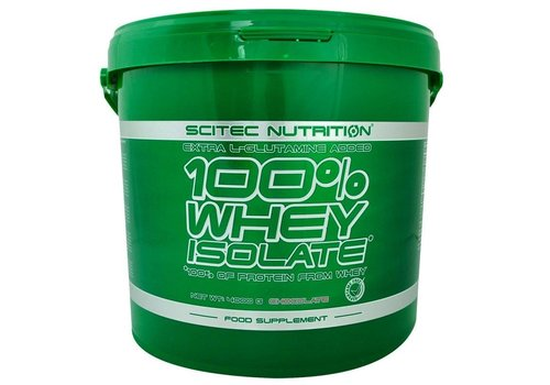 Scitec Nutrition Scitec Nutrition whey isolaat