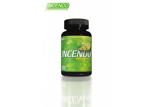 Incendo Nutrition Incendo Nutrition pre-workout en fatburner in 1
