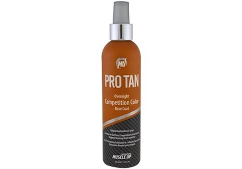 Pro Tan Overnight competition color base coat 8.5oz [250ml]