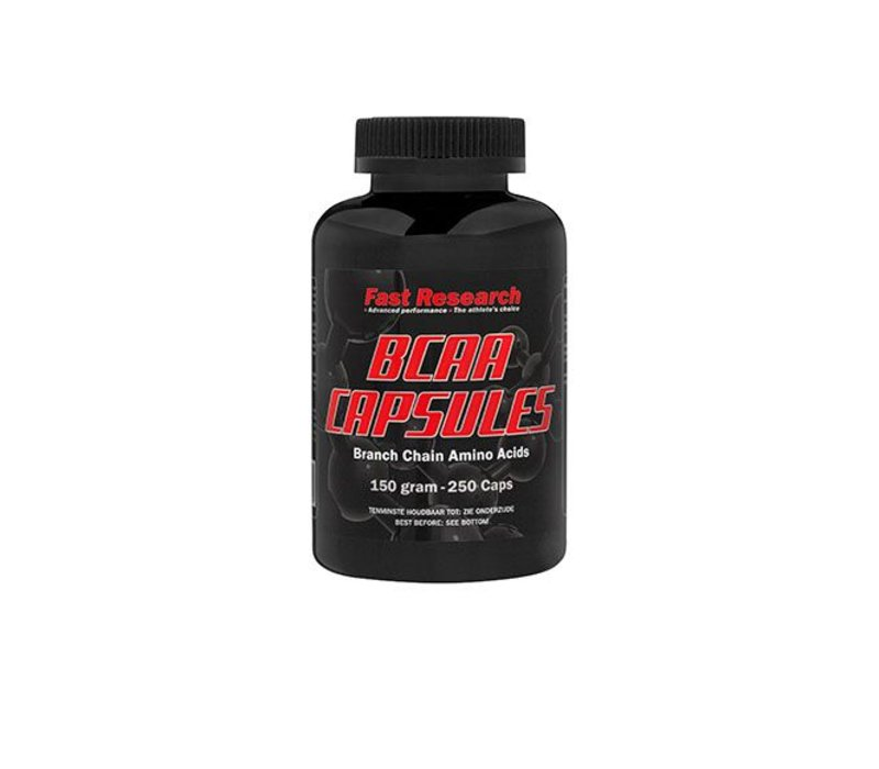 Fast Research BCAA Capsules