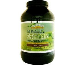 On Stage Nutrition On Stage Nutrition All natural Pea Protein  908 gram