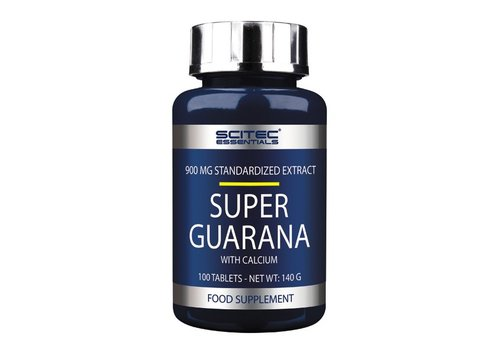 Scitec Nutrition Scitec Nutrition super guarana