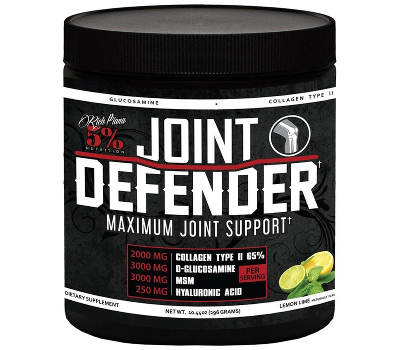 Rich Piana joint defender