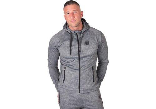 Gorilla Wear Gorilla Wear bridgeport zipped  hoodie