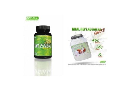Incendo Nutrition Incendo pakket 6