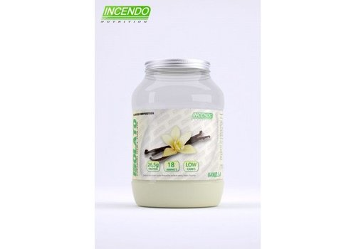 Incendo Nutrition Incendo isolato