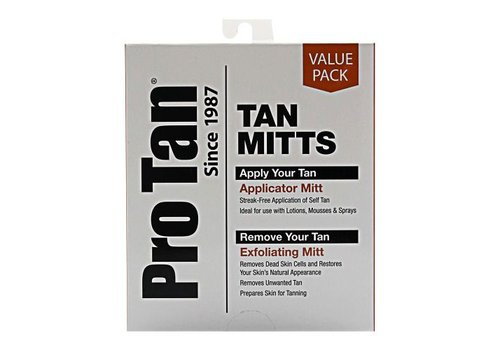Pro Tan Pro Tan tan mitts