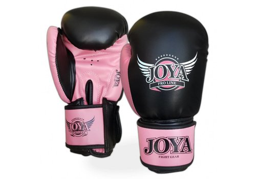 Joya Joya boxing gloves pink wings