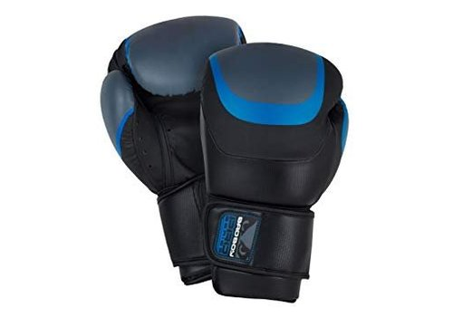 BadBoy BadBoy pro series 3.0 thai boxing gloves blauw