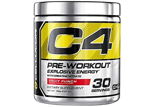 Cellucor Cellucor C4 original pre-workout  30 servings