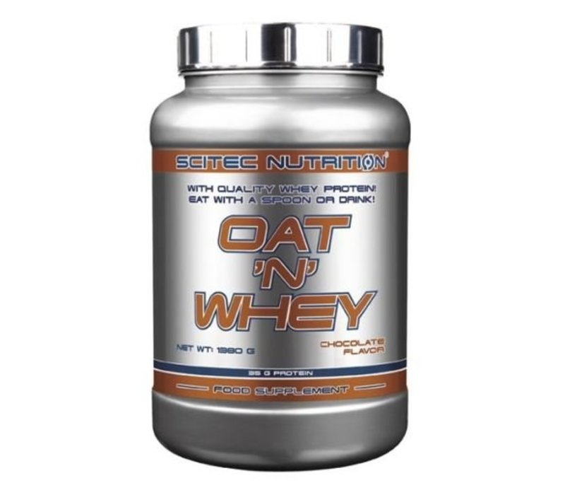 Scitec Nutrition oat 'N' whey