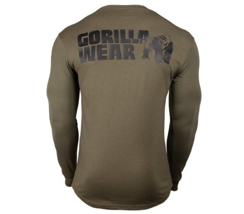 Gorilla Wear Williams longsleeve