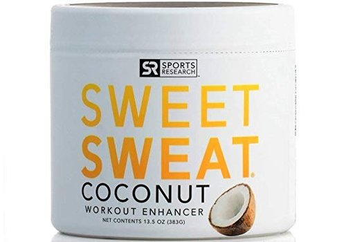 Sports research Sports Research sweet sweat coconut workout