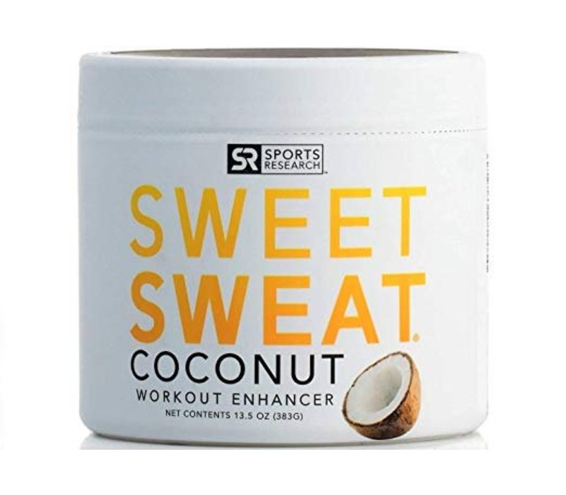 Sports Research sweet sweat coconut workout