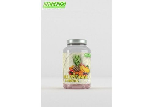 Incendo Nutrition Incendo multivitamine