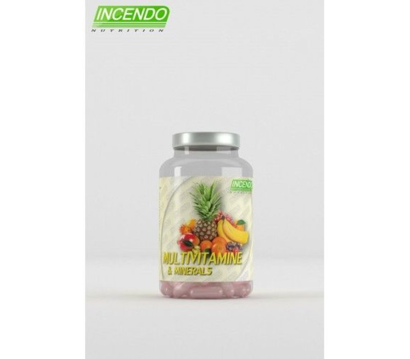 Incendo multivitamine