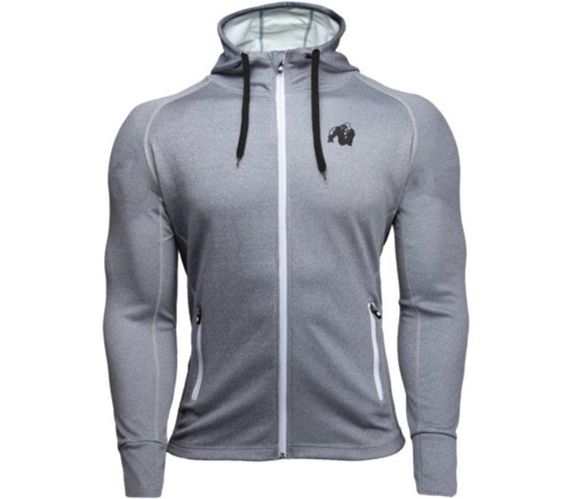 Gorilla Wear bridgeport zipped  hoodie