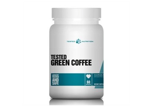 Tested Nutrition Tested green coffee