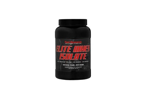 Fast Research Fast Research elite whey isolate 908 gram
