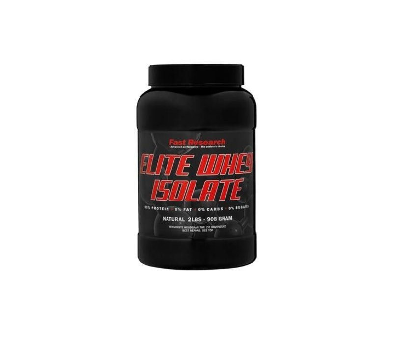 Fast Research elite whey isolate 908 gram