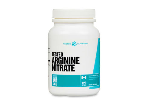 Tested Nutrition Tested Nutrition arginine nitrate