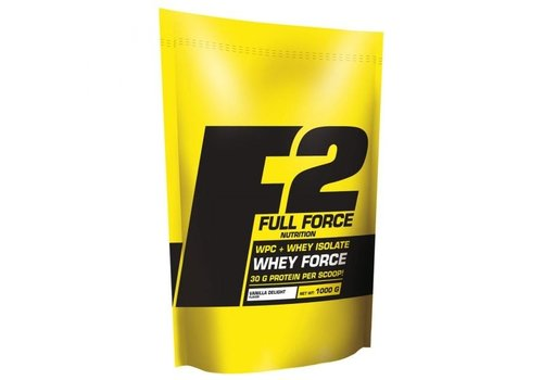 F2 Full Force F2 Full Force whey force