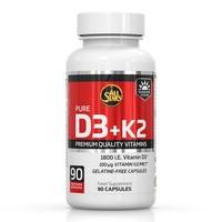 All Stars vitamine D3 + K2