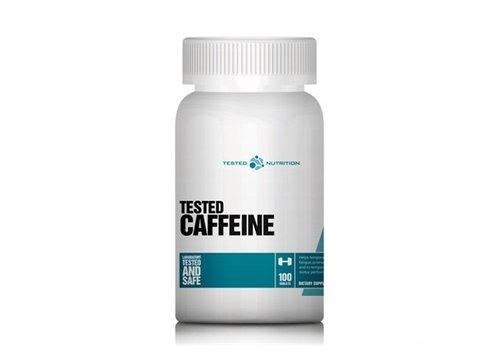 Tested Nutrition Tested caffeine