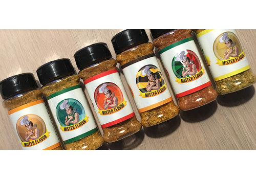 Mr flavor Mr flavor kruiden