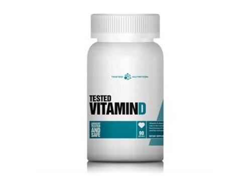 Tested Nutrition Tested vitamin D