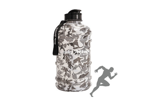 Body Attack Sports Nutrition Body Attack water bottle XXL 2.2 liter