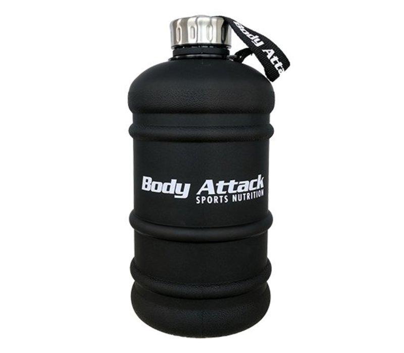 Body Attack water bottle XXL 2.2 liter