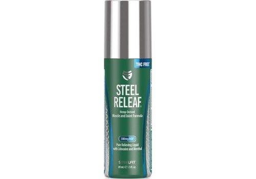 SteelFit Steel Releaf- Hemp derived muscle & joint formula
