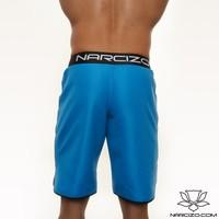 Narcizo boardshort blue