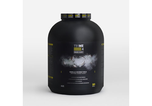 Time 4 Nutrition Time 4 Nutrition mass gain 2500 kg