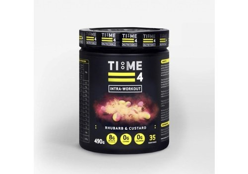 Time 4 Nutrition Time for Nutrition intra workout 490 gram