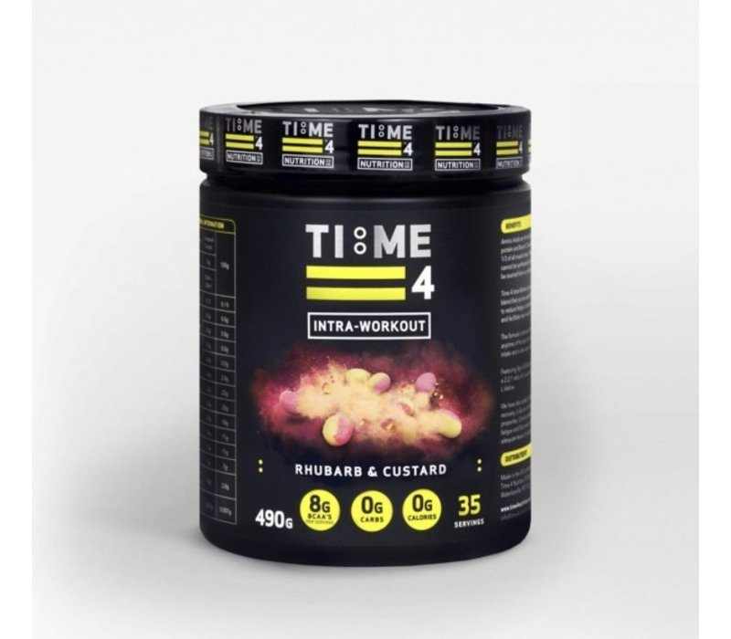 Time4nutrition intra workout 490 gram