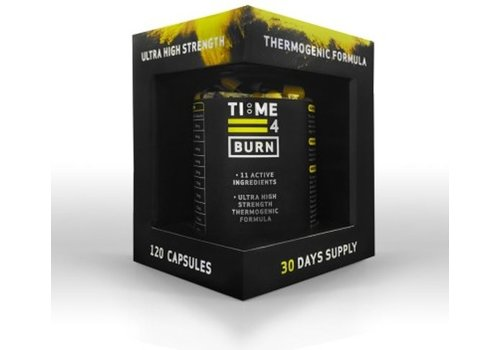 Time4nutrition Time4nutrition fatburner