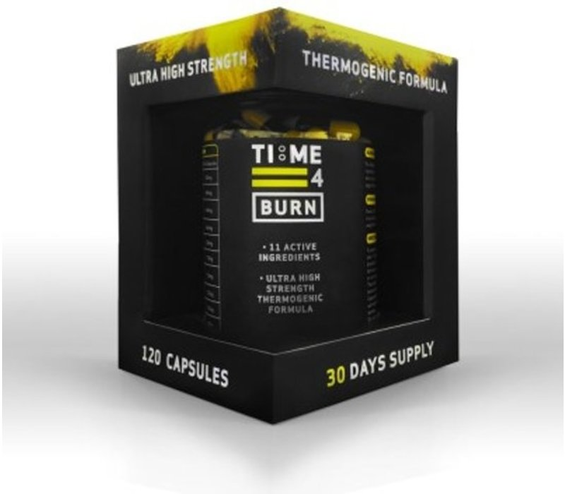 Time 4 Nutrition fatburner