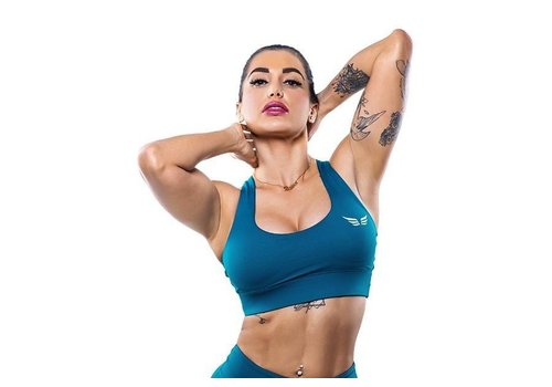 GymKiller Gymkiller Daly sports bra