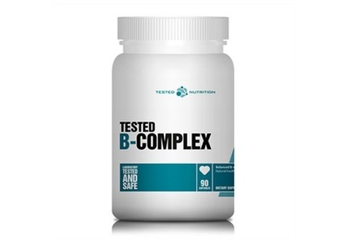 Tested Nutrition Tested Nutrition B-complex