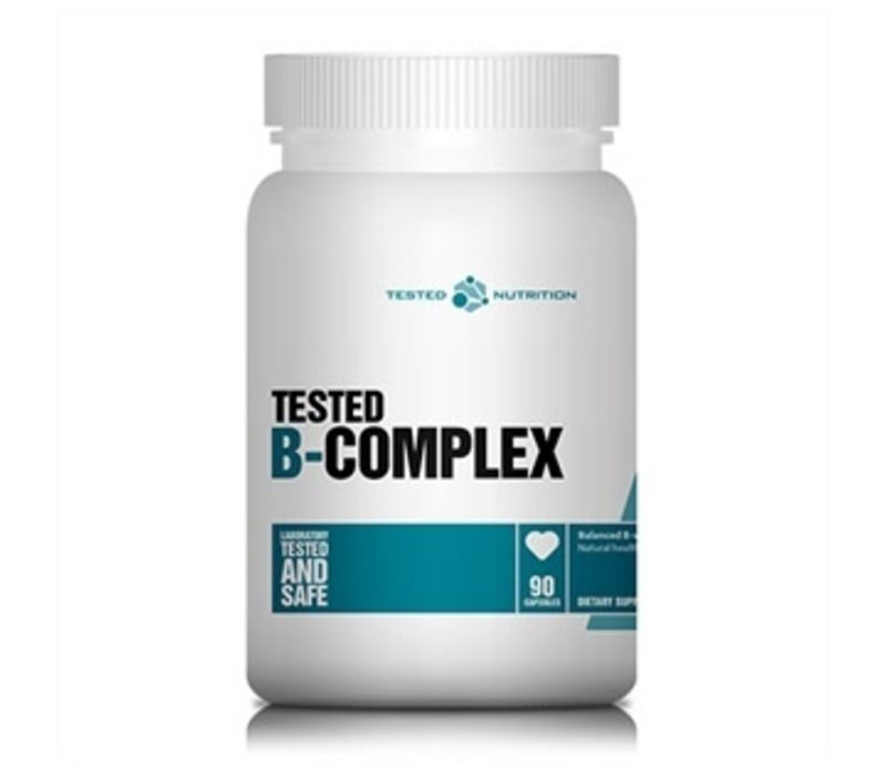 Tested Nutrition B-complex