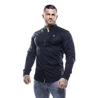 Aesthetix Era cotton muscle fit shirt