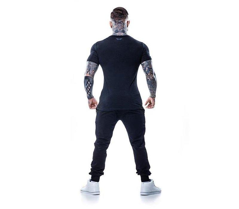 Gymkiller v-neck Andrew bamboo t-shirt