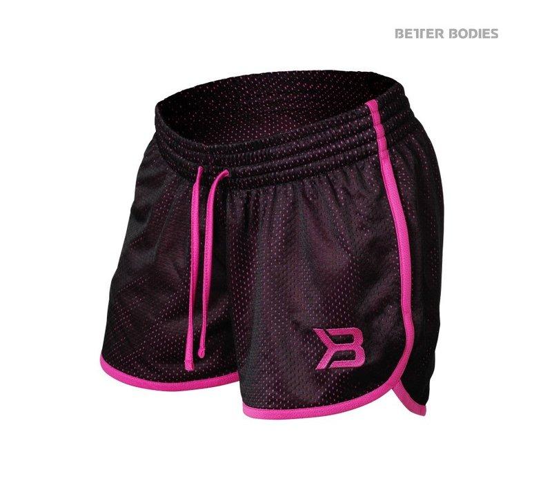 Better Bodies race mesh shorts