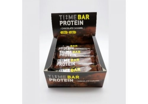 Time4nutrition Time4nutrition repen (bars) doosje met 12 repen