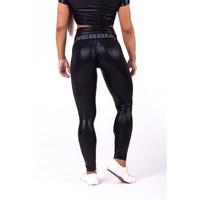 Nebbia 656 sportlegging dames zwart shine