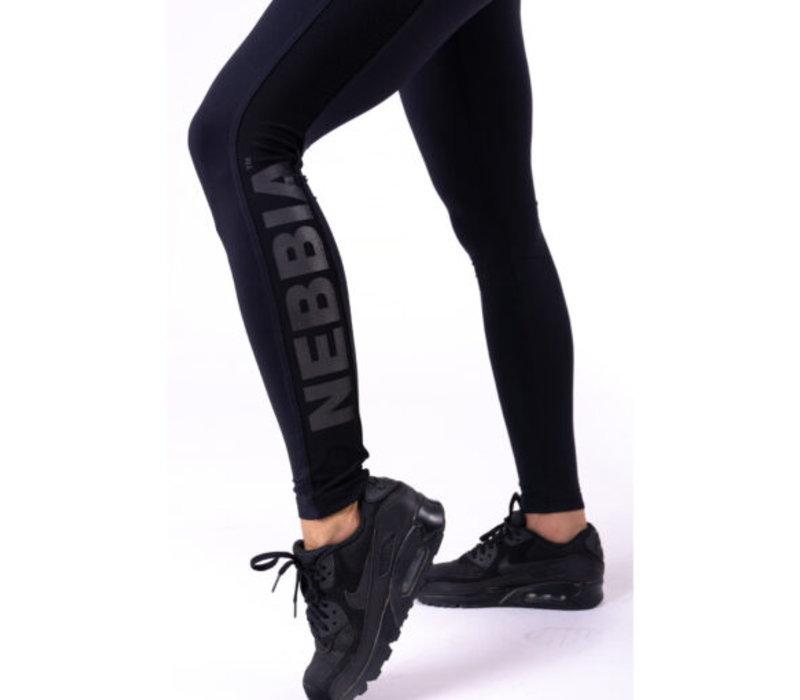 Nebbia 663 sportlegging dames zwart